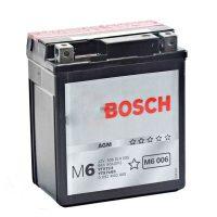 YTX7L-4 / YTX7L-BS Bosch Motor akkumulátor AGM jobb+