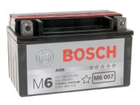 YTX7A-4 / YTX7A-BS Bosch  AGM motor akkumulátor bal+
