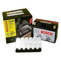 YT7B-4 / YT7B-BS Bosch motor akkumulátor AGM  Bal+