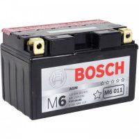 YTZ10S-BS Bosch motor akkumulátor bal+ AGM