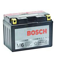 YTZ12S-4 / YTZ12S-BS Bosch AGM motor akkumulátor bal+