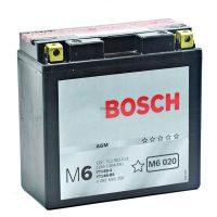 YT14B-BS Bosch AGM motor akkumulátor bal+