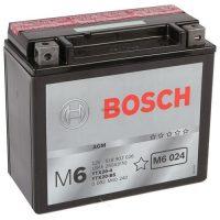 YTX20-BS Bosch AGM motor akkumulátor bal+