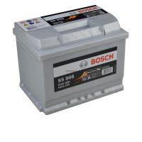 Bosch S5 autó akkumulátor 12V 63Ah jobb+