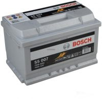 Bosch S5 autó akkumulátor 12V 74Ah jobb+