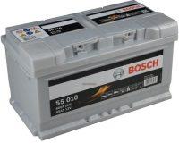 Bosch S5 12V 85Ah autó akkumulátor jobb+