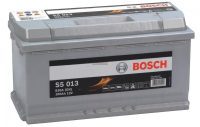Bosch S5 autó akkumulátor 12V 100Ah jobb+