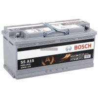 Bosch S5 12V 105Ah AGM 950A jobb+  -  Start Stop akkumulátor