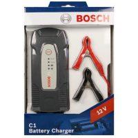 12V-os autó akkumulátor töltő Bosch C1