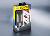 Bosch C3 12V-os akkumulátor töltő