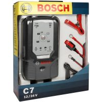24V-os akkumulátor töltő Bosch C7
