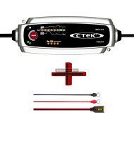 CTEK MXS 5 + Led csatlakozó csomag