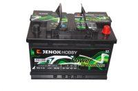 12V 80Ah Jenox Hobby munka akkumulátor