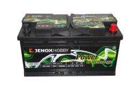 12V 100Ah Jenox Hobby munka akkumulátor