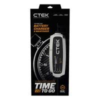 CTEK TIME TO GO akkumulátor töltő