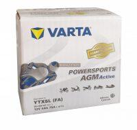 Varta Powersport Factory Activated AGM motor akkumulátor YTX5L-BS