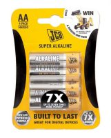 JCB-Super Alkaline tartós ceruza elem