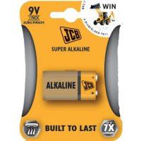 9V-os elem JCB Super Alkaline