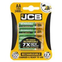 AA akkumulátor 2400mAh JCB