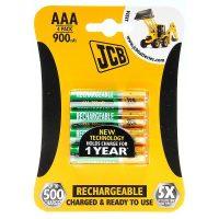 AAA akkumulátor 900mAh JCB