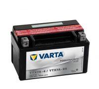 YTX7A-4 / YTX7A-BS Varta AGM motor akkumulátor