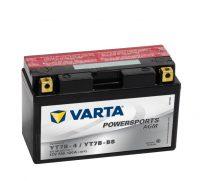 YT7B-4 / YT7B-BS Varta AGM motor akkumulátor