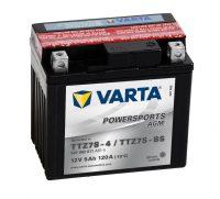 YTZ7S-4 / YTZ7S-BS Varta AGM motor akkumulátor