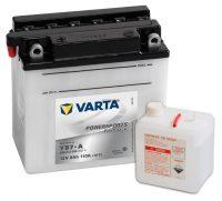 YB7-A Varta motor akkumulátor  POWERSPORTS Freshpack