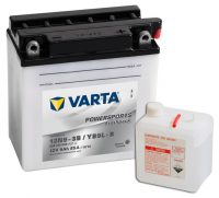 YB9L-B motor akkumulátor VARTA