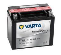 YTX12-4 / YTX12-BS Varta AGM motor akkumulátor