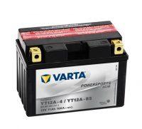 YT12A-4 / YT12A-BS Varta motor akkumulátor AGM