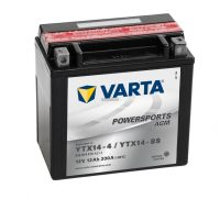 YTX14-4 / YTX14-BS Varta AGM motor akkumulátor