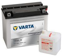 YB16L-B Varta Freshpack motor akkumulátor