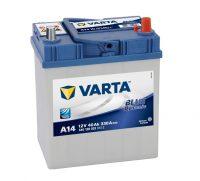 Varta Blue Dynamic 12V 40Ah autó akkumulátor