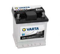 Varta Black Dynamic 12V 40Ah autó akkumulátor jobb+