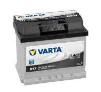 Varta Black Dynamic 12V 41Ah autó akkumulátor jobb+