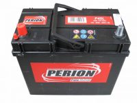 Perion akkumulátor 12V 45Ah japán bal+