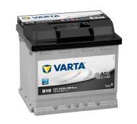 Varta Black Dynamic 12V 45Ah jobb+ autó akkumulátor