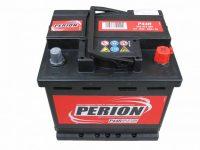 12V 45Ah autó akkumulátor Perion jobb+