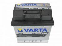 Autó akkumulátor Varta Black Dynamic 12V 45Ah bal+