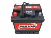 12V 45Ah autó akkumulátor Perion bal+