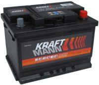 Kraftmann 12V 55Ah akkumulátor