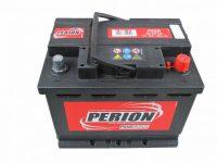 Perion 12V 56Ah autó akkumulátor jobb+