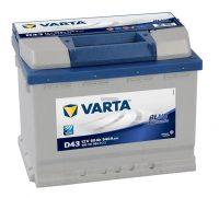 12V_60Ah_Varta_Blue_Dynamic autó akkumulátor