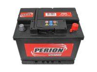 12V 60Ah autó akkumulátor Perion jobb+