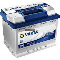 Varta Blue Dynamic EFB 12V 60Ah jobb+ 640A