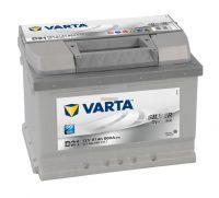 Varta Silver Dynamic 12V 61Ah jobb+