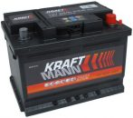 Kraftmann 12V 62Ah autó akkumulátor