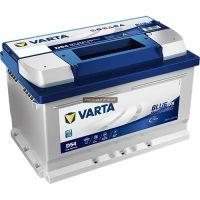 Varta 12V 65Ah jobb+ EFB akkumulátor