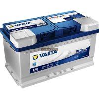 EFB akkumulátor 12V 75Ah / 730A jobb+